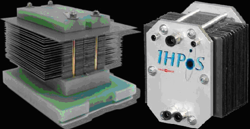 IHPoS fuel cells and systems of high quality