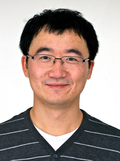 photo of Zhentian Wang