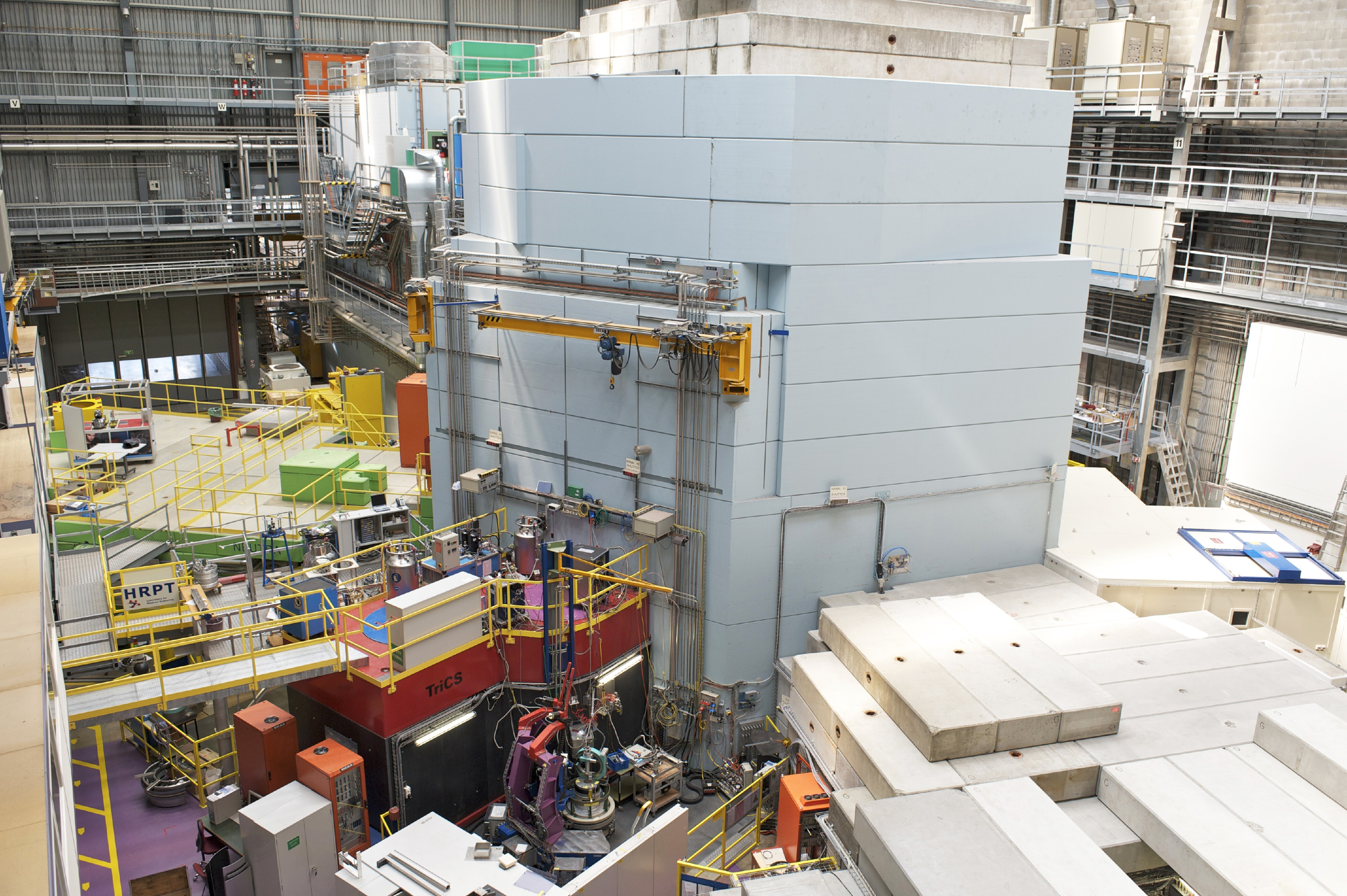 Swiss Spallation Neutron Source SINQ