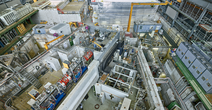 PSI Facilities for Particle Physics