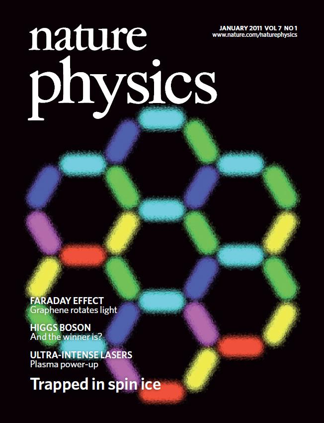 Nature Physics Cover Picture