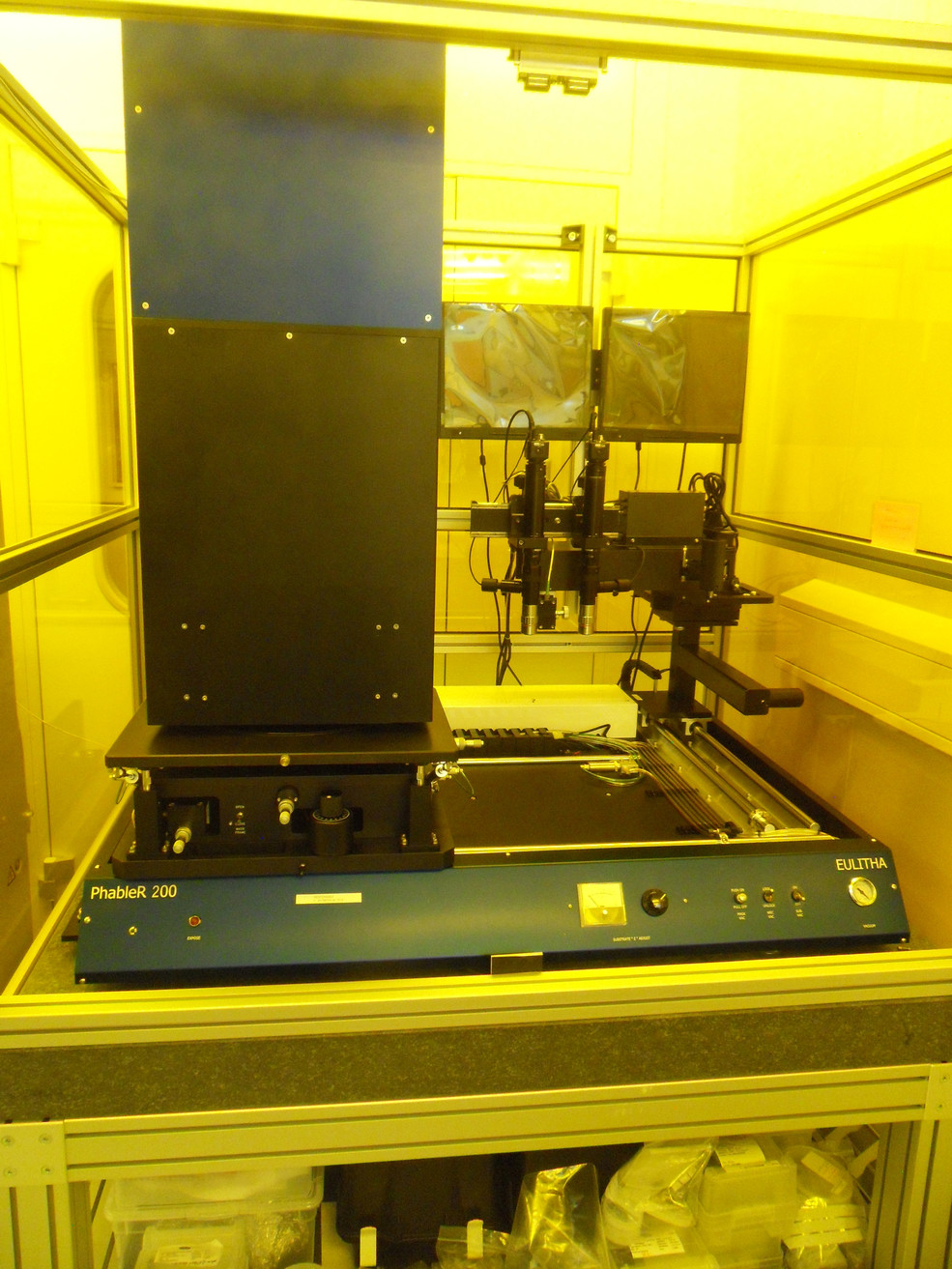 Phable R200: Talbot interference Lithography