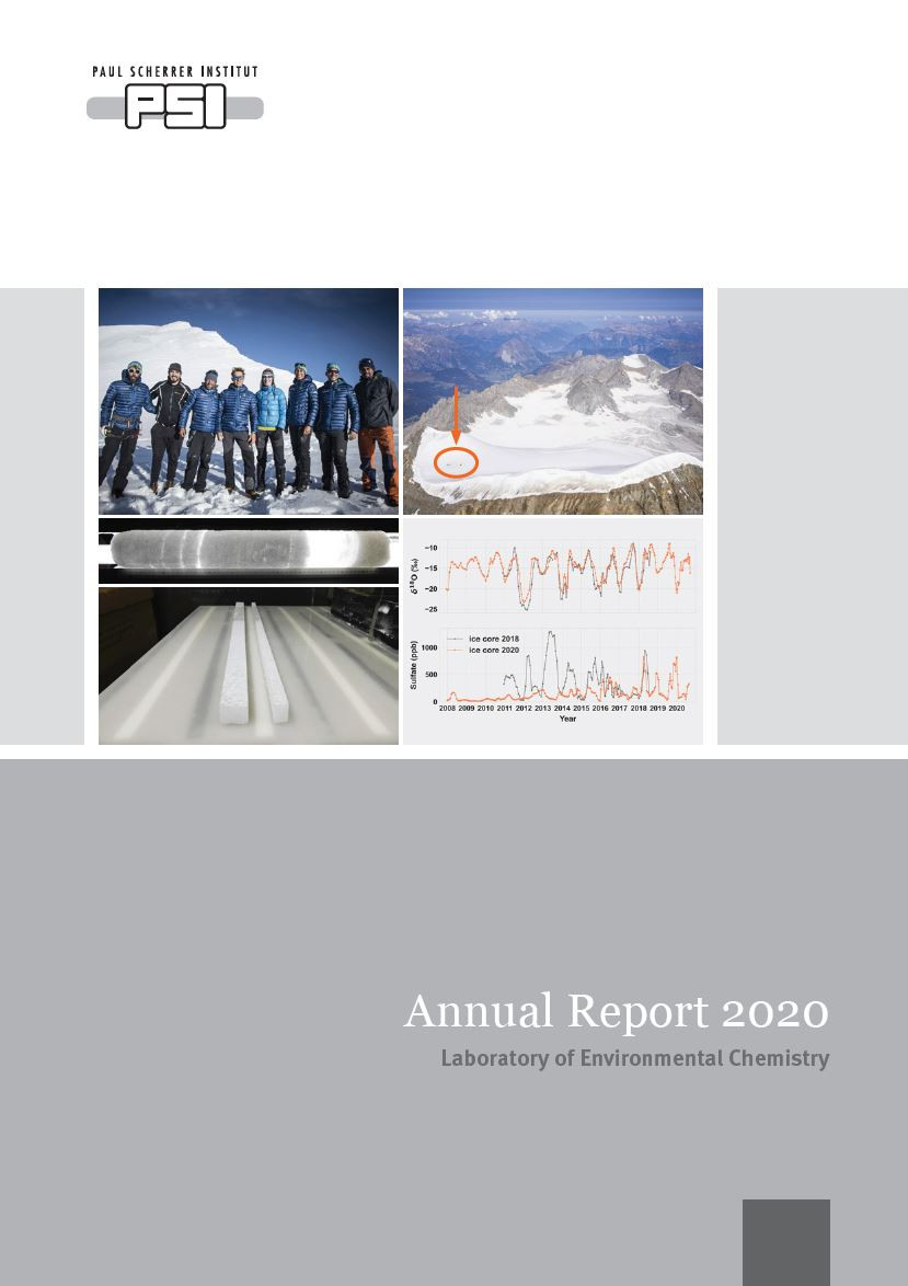 LUC Annual Report