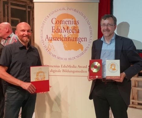 Comenius Award 2019 Berlin