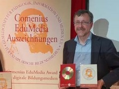 Helmut Schift, Comenius Award winner