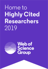 Ribbon for highly-cited researchers