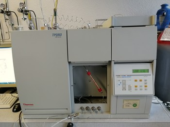 Thermo TPDRO 1100 Series