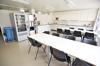 You may use our modern kitchen facilities.