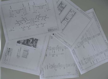 We are able to draw schematics on AutoCad, MentorGraphics, PCad and other popular Microsoft-Programms.