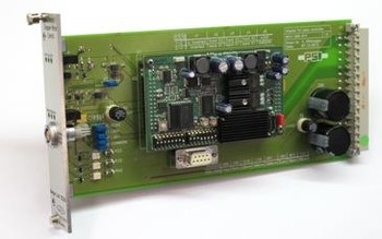 Piezo motor controller, an actual project at SINQ to steer and control motorised  slits and linear motion near to magnetic fields and neutrons.