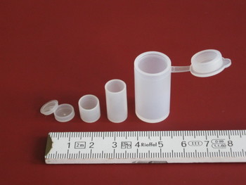 Different PE Containers