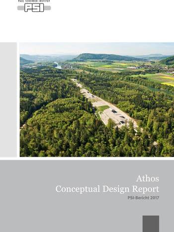 Cover Athos DCR Report